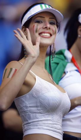 Bella Tifosa Italiana