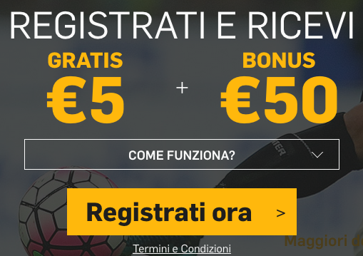 betfair bonus 55 euro